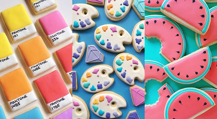 cookie-pantone